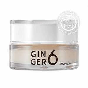 Ginger6 Active Water Cream
