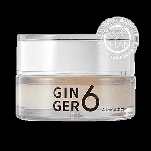 Ginger6 Active Water Cream