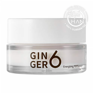 Ginger6 Energizing Pepti Cream