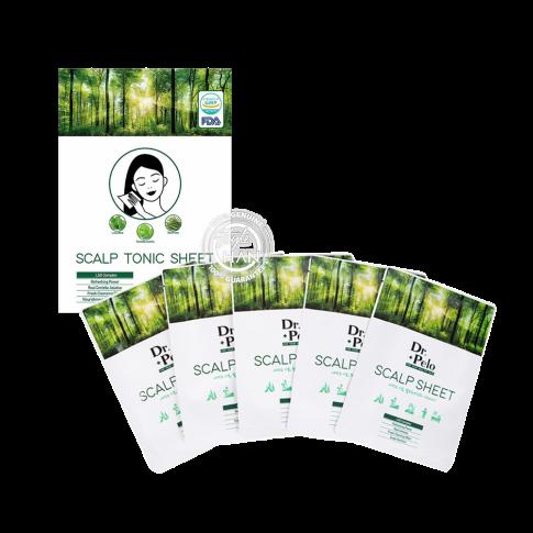 Dr.Pelo Scalp Tonic Sheet (Box)