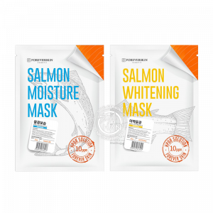 Foreverskin Salmon Mask (Sheet)