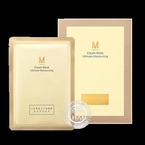 Jungjinho Effect M Cream Mask Ultimate Moisturizing (Box)