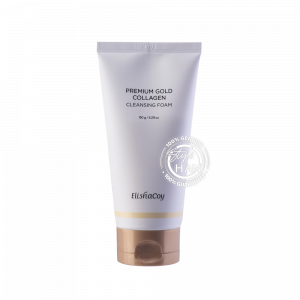 Elishacoy Premium Gold Collagen Cleansing Foam