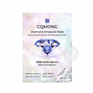 Cqmong Diamond Ampoule Mask (Sheet)