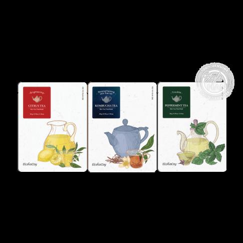 Elishacoy Skin Tea Time Mask (Box)