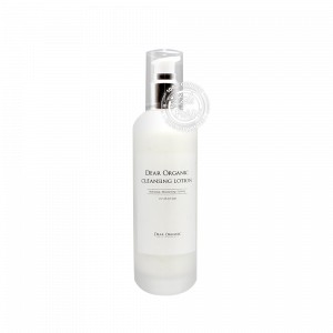 Dear Organic Cleansing Lotion 140g.