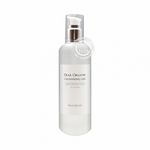 Dear Organic Cleansing Gel 140g.