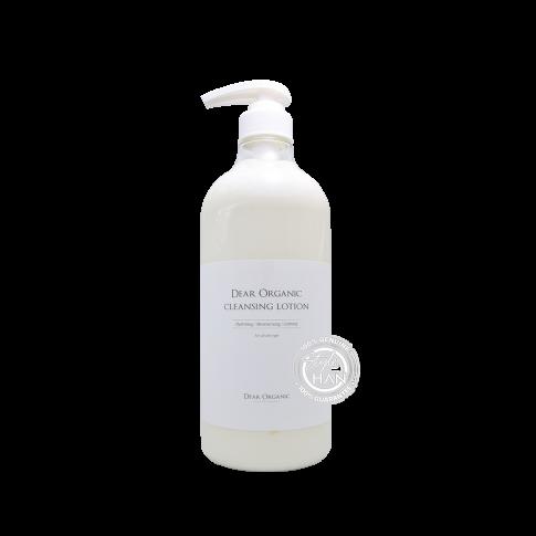 Dear Organic Cleansing Lotion 1000g.
