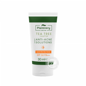 Plantnery Tea Tree Sunscreen Acne Oil Control SPF 50 PA+++ 30 ml