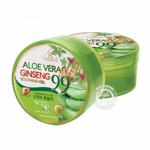 2&PS Aloevera Gingseng Soothing Gel (PACK2)