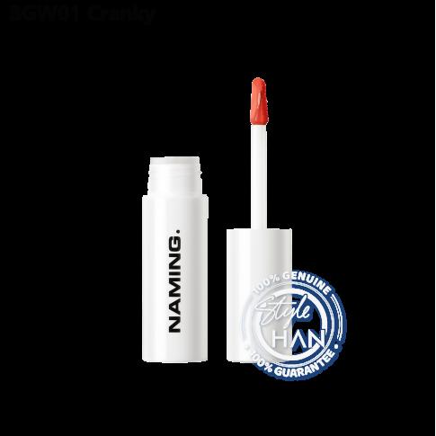 Naming Dewy Glow Lip Tint