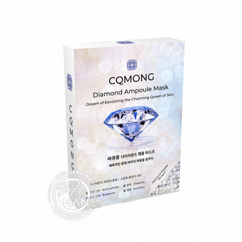 Cqmong Diamond Ampoule Mask (Box)