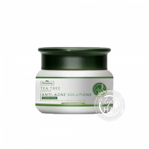 Plantnery Tea Tree Sleeping Mask 50 g
