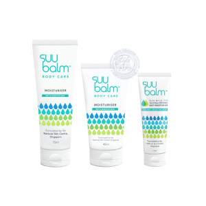Suu Balm Moisturising Cream