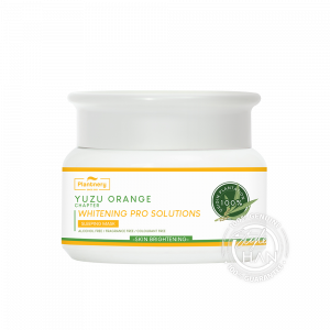 Plantnery Yuzu Orange Sleeping Mask 50 g