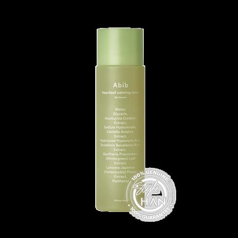 ABIB Heartleaf Calming Toner Skin Booster 210ml