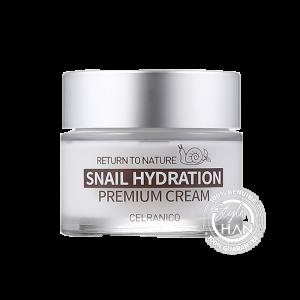 Celranico Return To Nature Snail Hydration Premium Cream