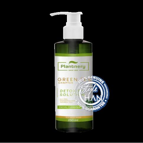 Plantnery Green Tea Facial Cleanser 250 ml