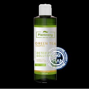 Plantnery Green Tea Detoxify First Toner 250 ml