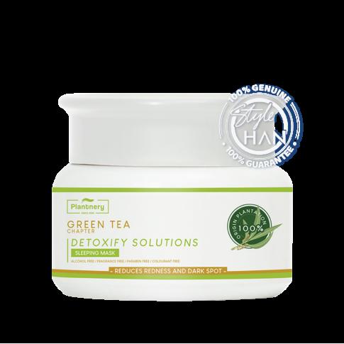 Plantnery Green Tea Sleeping Mask 50 g