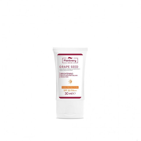 Plantnery Grape Seed Sunscreen Cream SPF50 PA+++ 30 ml