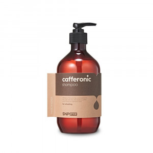 SNP prep Cafferonic Shampoo