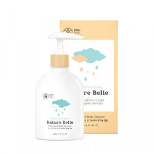 Nature Belle Pure Hair & Body Cleanser