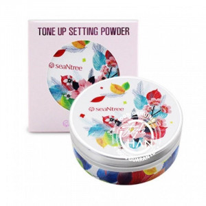 Seantree Tone Up Setting Powder (Flower)