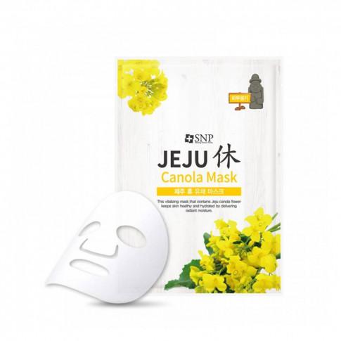 SNP Jeju Rest Mask Box (10 แผ่น)