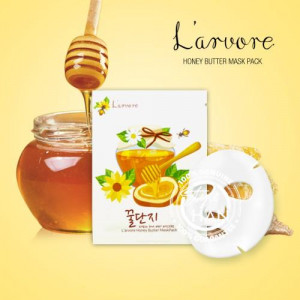 L'arvore Honey Butter Mask Pack