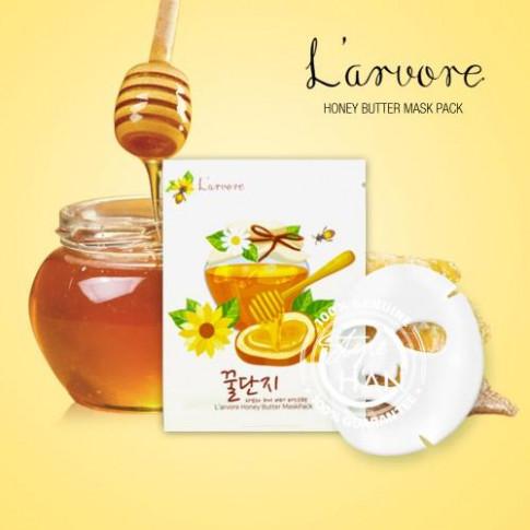 L'arvore Honey Butter Mask Pack