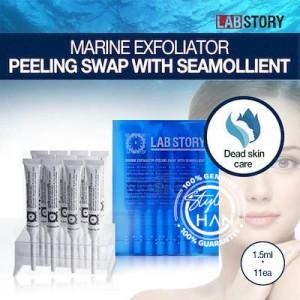 Labstory Marine Exfoliator Peeling Swap With Seamollient 1.5ml*11ea