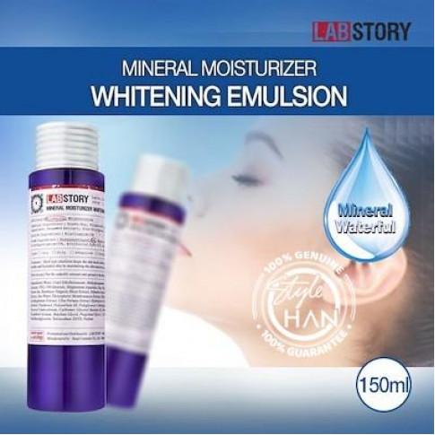Labstory Mineral Moisturizer Whitening Emulsion