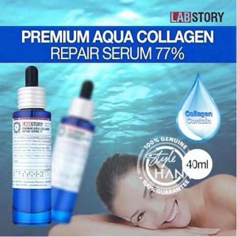 Labstory Premium Aqua Collagen Repair Serum 77