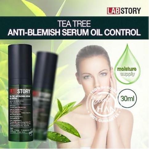 Labstory Tea Tree Anti Blemish Serum Oil Control