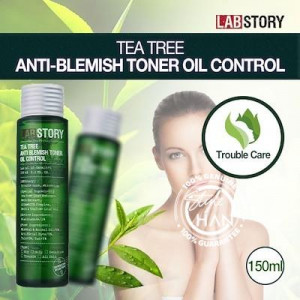 Labstory Tea Tree Anti Blemish Toner Oil Control