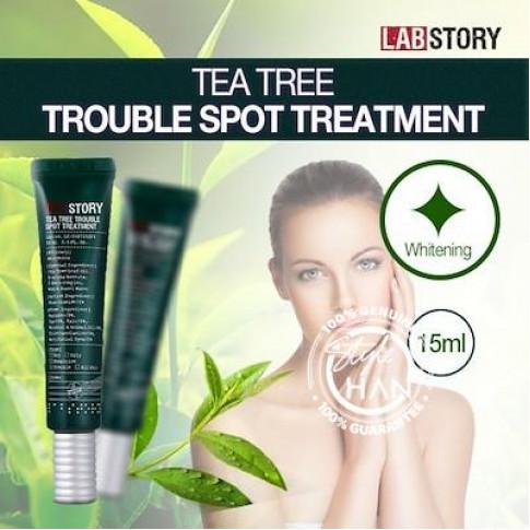 Labstory Tea Tree Trouble Spot Treatment