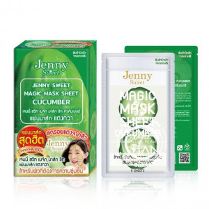 Jenny Sweet Mask Sheet Cucumber
