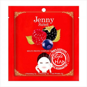 Jenny Sweet Multi Fruits Complex Mask