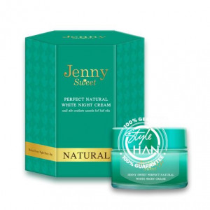 Jenny Sweet Perfect Natural White Night Cream