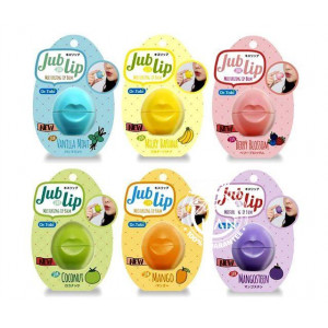 Jub Jub Lip  Color Lip Balm